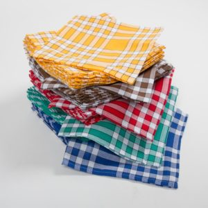 Lot de 6 serviettes Normandes