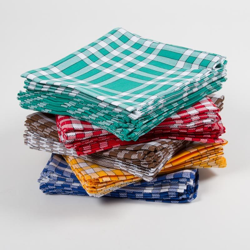 Lot de 6 serviettes normandes