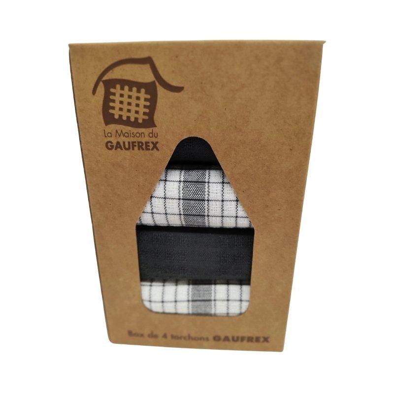 Box Gaufrex Acier mix